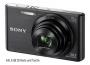 Sony DSC-W830 Set schwarz Digi-Kamera inkl. 8 GB SD-Karte + T