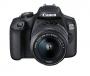 Canon EOS 2000D+EF-S 3,5-5,6/18-55 mm IS II Kit