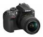 Nikon D3400+AF-P 3,5-5,6/18-55 mm VR schwarz Kit
