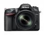 Nikon D7200 Kit inkl. AF-S DX 3,5-5,6 / 18-105 mm G ED VR