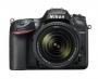 Nikon D7200 Kit inkl. AF-S DX 3,5-5,6 / 18-140 mm G ED VR