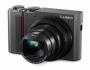 Panasonic DC-TZ202 silber Digital Kompaktkamera