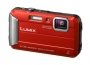 Panasonic DMC-FT30 rot