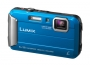 Panasonic DMC-FT30 blau