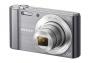 Sony DSC-W810 silber Kit mit Tasche und SD 4GB